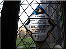 SO8554 : Worcester Cathedral: memorial (27) by Basher Eyre