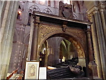 SO8554 : Inside Worcester Cathedral (xiii) by Basher Eyre