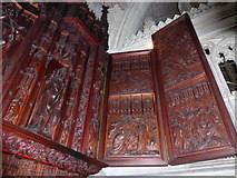 SO8554 : Inside Worcester Cathedral (lviii)  by Basher Eyre
