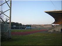 TQ3470 : National Sports Centre, Crystal Palace Park by Christopher Hilton