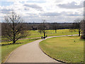 SD8304 : Heaton Park from the Temple by David Dixon