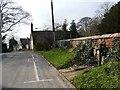 TA1566 : Village pump, Main Street, Bessingby by Christine Johnstone
