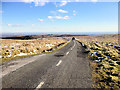 SD6513 : Winter Hill Access Road, Wilder's Moor by David Dixon