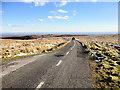SD6513 : Winter Hill Access Road, Wilder's Moor by David Dixon