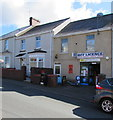 SS5199 : Off licence and shop, Tyisha Road, Llanelli by Jaggery