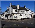ST3490 : Olde Bull Inn, Caerleon by Jaggery