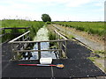 ST4286 : Dipping platform at Magor Marsh by Eirian Evans