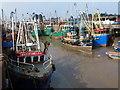 TF6120 : Ruth Imelda in port - The Fisher Fleet, King's Lynn by Richard Humphrey