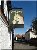 "SK6994 : ""The White Horse Inn"", Misson by Neil Theasby"