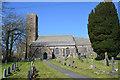 SS3102 : St Swithin's church, Pyworthy by Julian P Guffogg