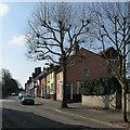 TL5338 : Saffron Walden: London Road by John Sutton