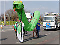 SD8400 : 2016 Irish Festival Parade, Cheetham Hill by David Dixon