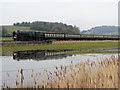 ST0143 : West Somerset Railway at Ker Moor by Gareth James