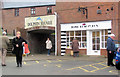 SP9211 : A New Shop Opens: Tring Beauty Box, Dolphin Square Car Park, Tring by Chris Reynolds