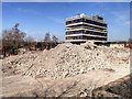 SD8010 : Demolition Site of Former Police Headquarters (March 2016) by David Dixon