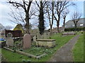 TQ3009 : All Saints Churchyard, Patcham (a) by Basher Eyre