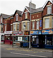 ST3087 : Bina's Traditional Fish & Chips, Handpost, Newport by Jaggery