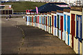 SS2007 : Beach Huts at Crooklets Beach by Alice Batt