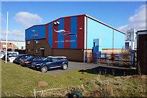 SE8912 : Holme Steel Fabricators, Bessemer Way, Scunthorpe by Ian S