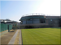 TQ2472 : Media Centre, Wimbledon by Paul Gillett