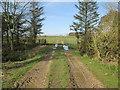SE7852 : Farm  track  bridging  Ings  Beck by Martin Dawes