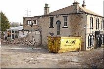 SE2237 : Demolition of the former Oliver's Paris restaurant (4) by Rich Tea