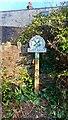 SX7237 : National Trust Sign 'Bolt Head' by PAUL FARMER