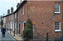 TQ1649 : Houses, Church St by N Chadwick