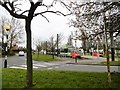 TQ3862 : New Addington Tram Stop by Mike Faherty