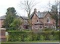 SJ4466 : Tarvin Court Care Home, Littleton by Eirian Evans
