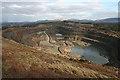 NT1466 : Ravelrig Quarry by Anne Burgess