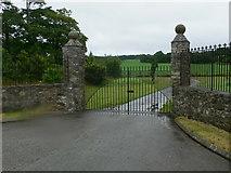 SH4454 : Gateway, Glynllifon Park by Eirian Evans