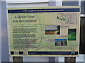 "TQ9243 : ""The Countryside Around Pluckley"" Noticeboard by David Hillas"