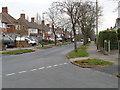 SP0179 : Hill Top Road, Northfield, Birmingham  by Jeff Gogarty
