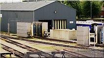 SE2932 : Holbeck Engine Shed, Leeds by Mark Stevenson
