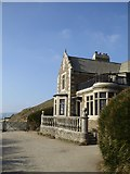 SW6424 : Bar Lodge  by David Smith