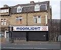 SE1732 : Moonlight - Leeds Road by Betty Longbottom