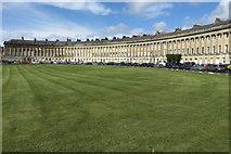 ST7465 : The Royal Crescent Bath by Philip Jeffrey