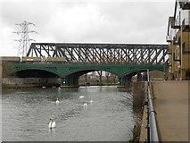 TL1998 : Nene Viaduct, Peterborough by Paul Bryan