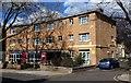 "TQ2985 : Sheltered housing block ""Greenwood"", Kentish Town by Julian Osley"