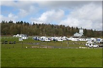 SD3778 : Cartmel Racecourse by DS Pugh