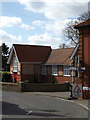 TM1354 : The Old School, Coddenham by Geographer