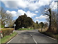 TM1354 : B1078 High Street, Coddenham by Adrian Cable