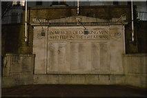 TQ1649 : Dorking War Memorial by N Chadwick
