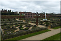 SP2772 : The Elizabethan Garden at Kenilworth Castle by Graham Hogg