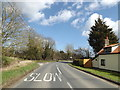 TM1654 : B1078 Lower Road, Hemingstone by Adrian Cable