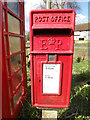 TM1554 : The Bridge Rectory Road Postbox by Adrian Cable