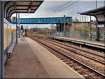 NZ3958 : Tyne and Wear Metro, Stadium of Light by David Dixon