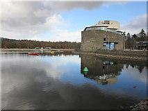 NS3882 : Loch Lomond Aquarium, Balloch by Euan Nelson