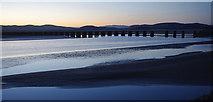 SD4578 : Kent estuary at Arnside by Ian Taylor